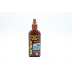 Bronzeador oleo 25 spray 200ml 0102109
