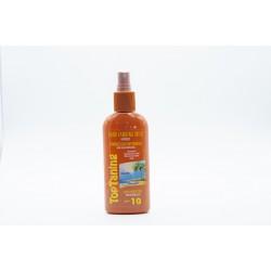 Leite spray bronzeador intensivo 10 200ml 0202161
