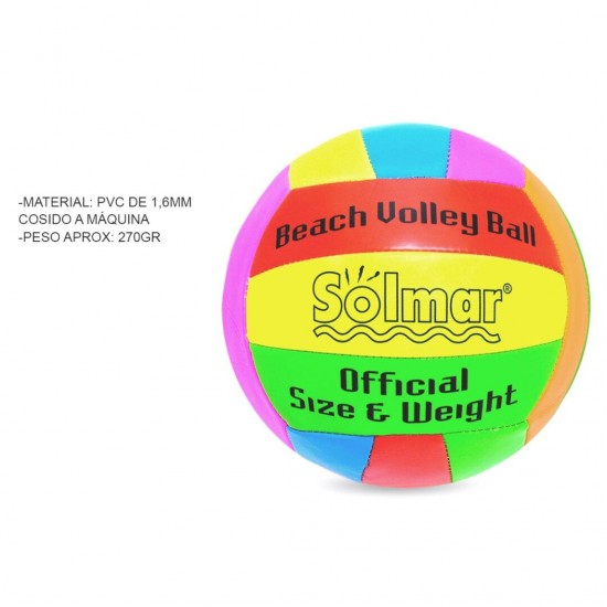 Bola volley praia nº5 04007