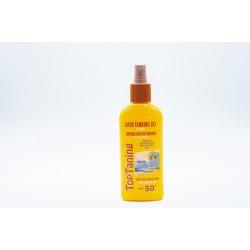 Gel bronzeador intensivo spray 50+ 200ml 0402002