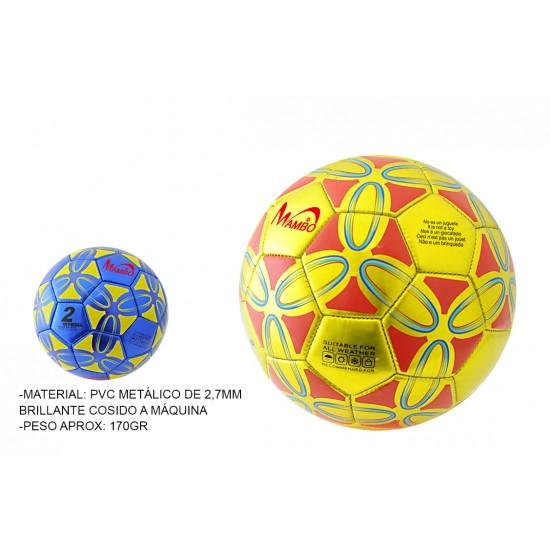 Bola futebol mini brilhante d150 04166