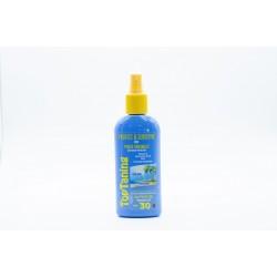 Leite spray pele sensiveis 30+ 200ml 0802001