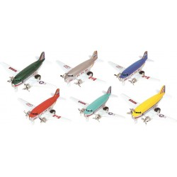 Aviões de metal goki 12cm 12059