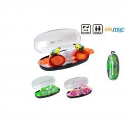 Óculos natação infantil pvc em caixa 13305