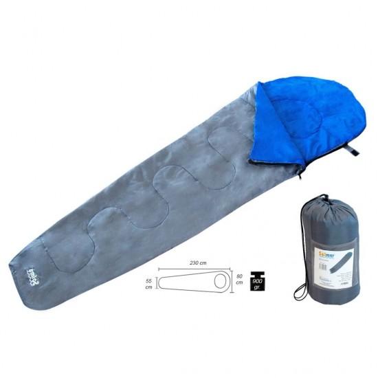 Saco cama 900gr 230*80*50cm c\ forro 15654