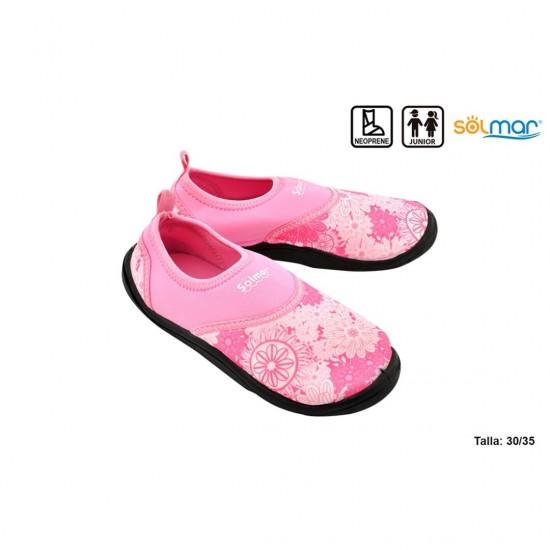 Sapato água menina neopreno 30-35 17331