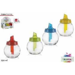 Açucareiro vidro 250ml 17784