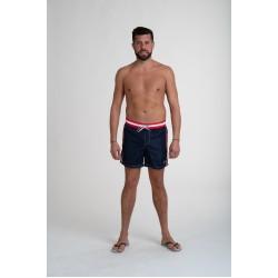 Calção homem praia medio nisko 4 cores 1844