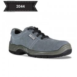 Sapato homem cinza camurça 35-46 c2044