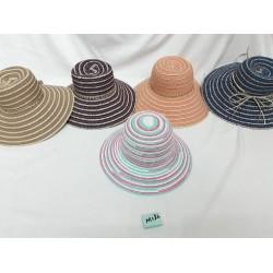 Chapéu cabeça senhora cores sortidas 205360