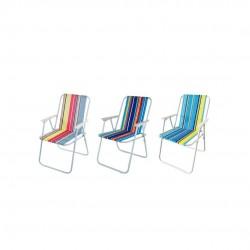 Cadeira alta fixa em ferro 50*48*75cm 206480
