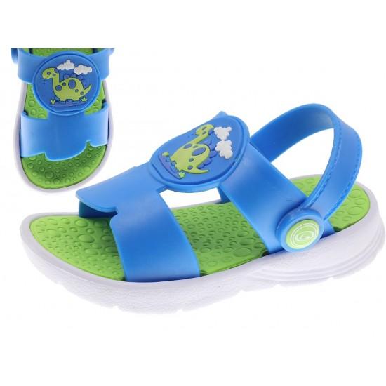 Sandálias criança azul 20-24 2184700