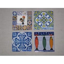 Imans ceramica imagens tipicas 5.7*5.7cm  40002