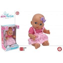 Boneca bebé 30 cm - 43879