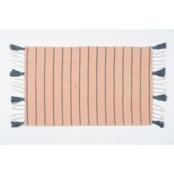 Carpetes cores sortidas cotton 120*160cm 4605