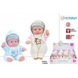 Bebé articulado 21CM - 49064