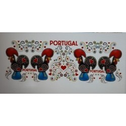 Copo shot portugal vidro fosco  512909