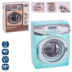 Máquina de lavar c/ sons e luzes 13,5 X 17,5CM - 700086