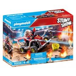 Playmobil kart stuntshow 70554