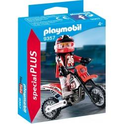 Piloto de motocross 9357