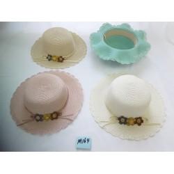 Chapéu cabeça criança cores sortidas 942506