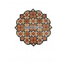 Base tachos estrela 18cm 947018