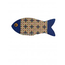 Base tachos peixe 12*29cm 947023