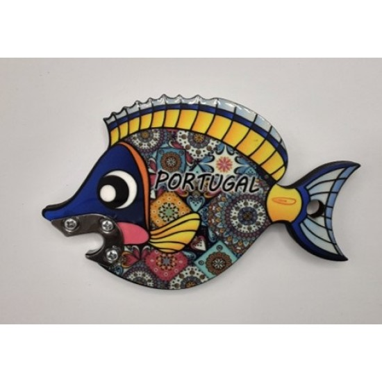 Abre capsulas peixe 13*7*0.5cm 947503
