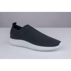 Sapato lona senhora preto 36-41 aby1