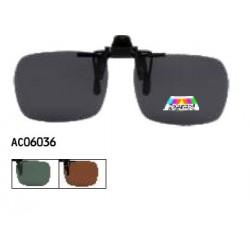 Lentes sol polarizadas para óculos ac06036