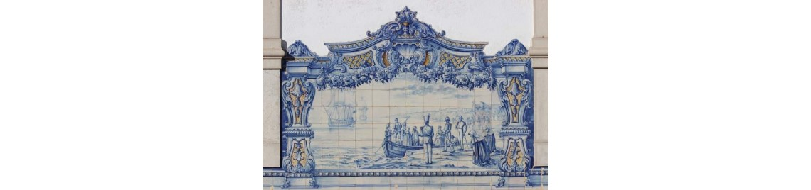 Placas e Fachadas portuguesas