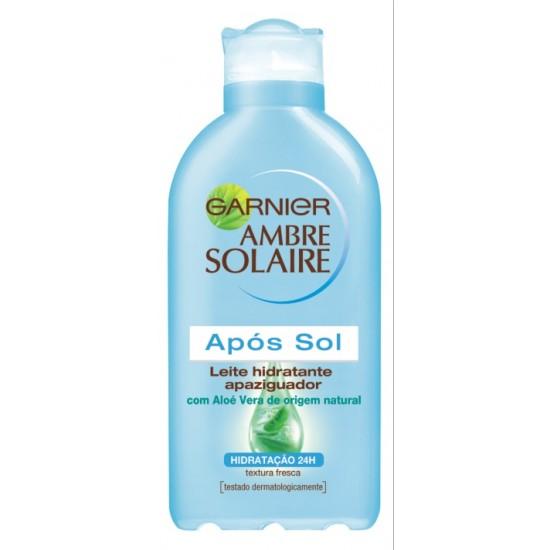 Leite hidratante após sol 200ml
