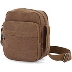 Bolsa tiracolo em lona 18*21*11cm bz5113
