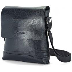 Bolsa tiracole em pele 23*25*0.5cm bz5458