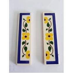 Cantos em azuleijos Português 11*3cm