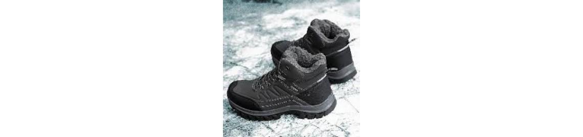 Calçado de Homem - Inverno