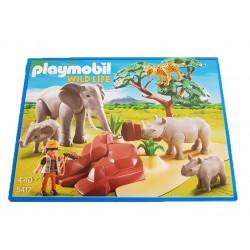 Playmobil animais 5417