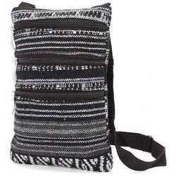 Bolsa tiracolo algodão 15*21*3cm ry2018014