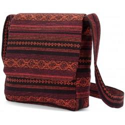 Bolsa tiracolo algodão 27*28*8cm 2019001
