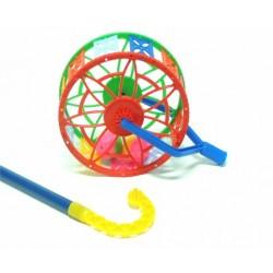 Roda plástico grande 228/1