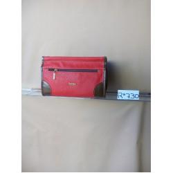 Bolsa cosmética em corium 27*19*9 cm 730