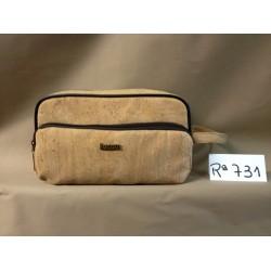 Bolsa cosmética em cortiça 25*8*14 cm 731