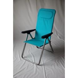 Cadeira alta c\almofada e posições 95*65*14.5 cm 572ALF